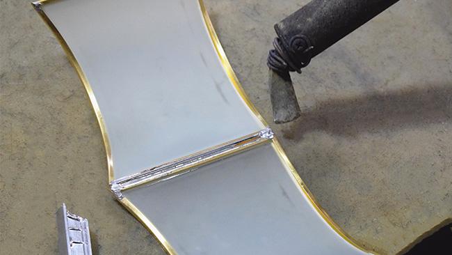 焊锡速度慢实拍