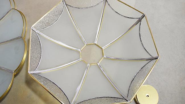 Sn38有铅锡条应用灯罩拼接出现焊锡位有沙孔的解决方案