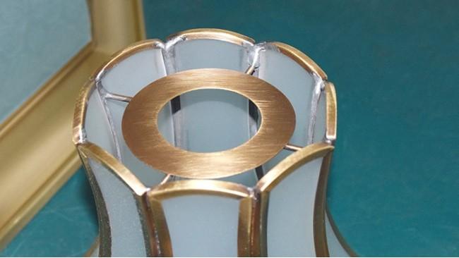 Sn40有铅锡条在灯罩拼接断裂中的解决方案