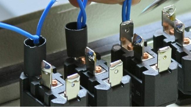 线材焊锡解决方案